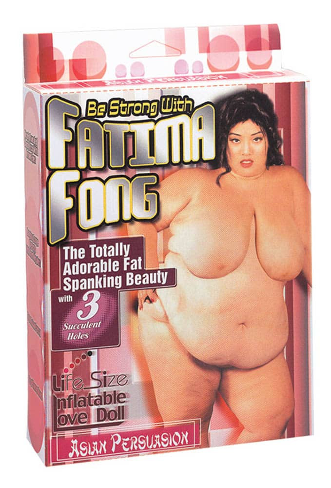 Be Strong With Fatima Fong - Color Flesh thumbnail