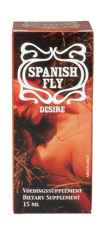 Spanish Fly Desire - 15 ml - Gender couples thumbnail