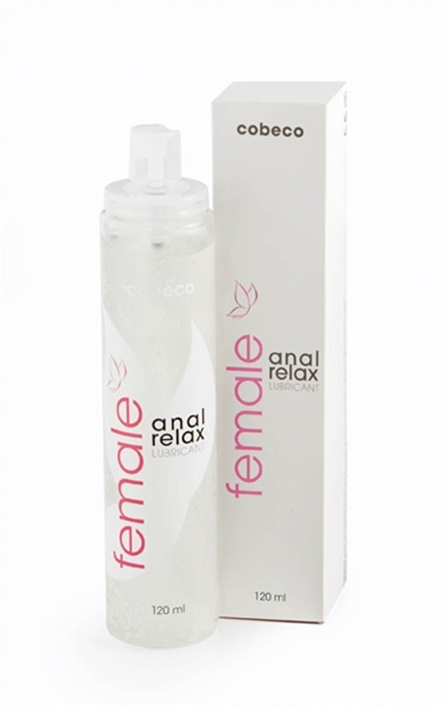 FEMALE anal relax lubricant - 100 ml - Gender for women