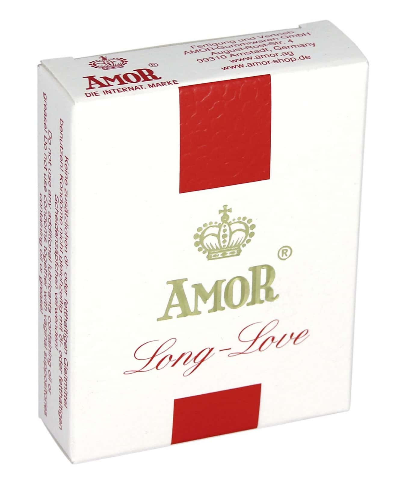 AMOR Long Love/3 pcs content thumbnail