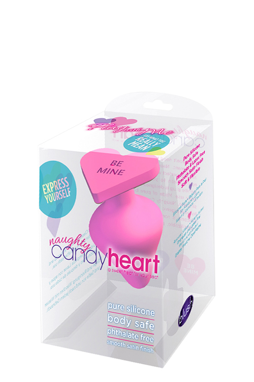 NAUGHTY CANDY HEART - BE MINE T