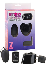 Ou vibrator Silk Coating wireless remote control egg