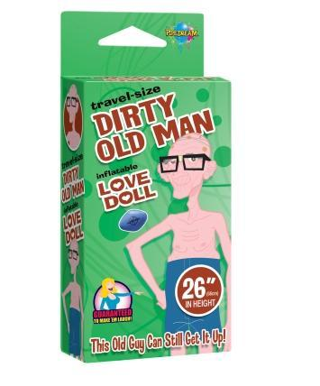 Papusa DIRTY OLD MAN LOVE DOLL 66CM thumbnail