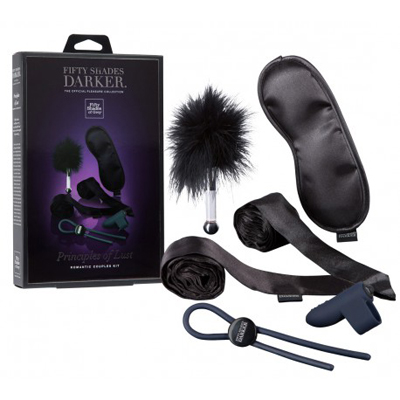 Principles of Lust Romance Couples Kit